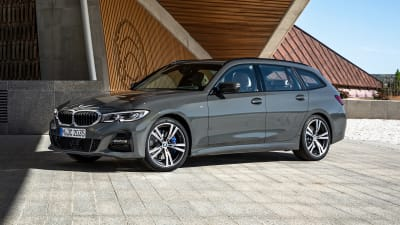 2019 Bmw 3 Series Touring Revealed Here Late 2019 Caradvice