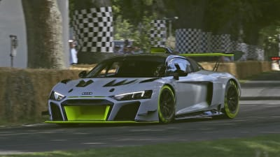 Audi R8 Lms Gt2 Debuts In Goodwood Caradvice