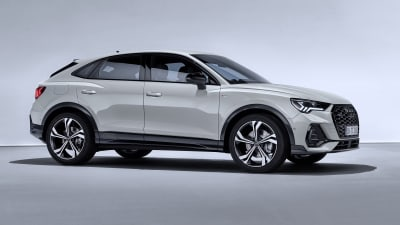 2020 Audi Q3: News, RS Q3, Specs, Release >> 2020 Audi Q3 Sportback Coupe Styled Crossover Revealed
