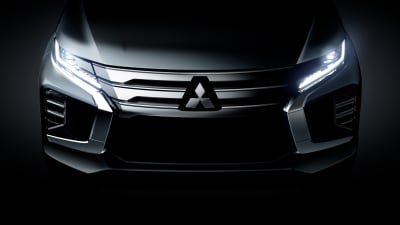 2020 Mitsubishi Pajero Sport, Interior, Price >> 2020 Mitsubishi Pajero Sport Update Teased Caradvice