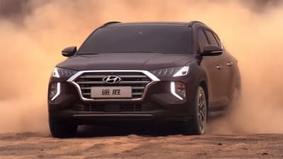 2020 Hyundai Tucson Review.2020 Hyundai Tucson Facelift Revealed For China Caradvice