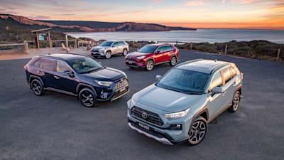 2019 Toyota RAV4 pricing and specs | CarAdvice