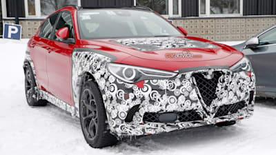 2020 Alfa Romeo Stelvio Redesign, Specs, And Release Date >> 2020 Alfa Romeo Stelvio Spied Caradvice