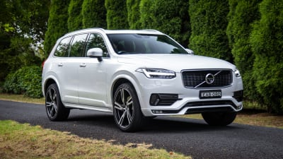2019 Volvo XC90 Changes, Specs And Price >> 2019 Volvo Xc90 Pricing And Specs Caradvice