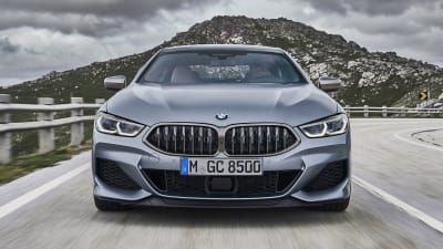 2020 Bmw 8 Series Gran Coupe Pricing And Specs Caradvice