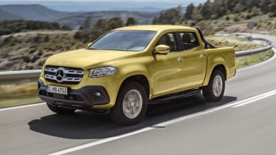 Mercedes X Class And Nissan Navara To Go Separate Ways Report