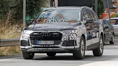 2019 Audi Q7 Spied Caradvice
