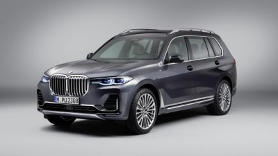 2020 BMW X7 And X7M Price >> 2019 Bmw X7 Pricing And Specs Caradvice
