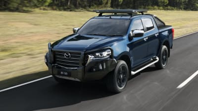 2021 Mazda Bt 50 Accessories Program Launches Full Range To Exceed 100 Options Caradvice
