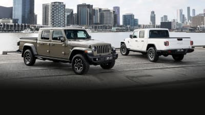 2020 Jeep Gladiator Pricing And Specs Caradvice