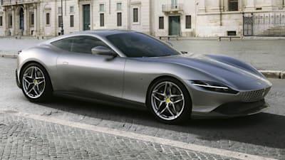 2020 Ferrari Roma unveiled , UPDATED