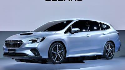 Subaru Latest Models >> Subaru Levorg Prototype Revealed Production Model Coming In