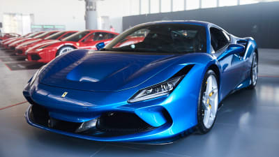 Ferrari F80 Price >> 2020 Ferrari F8 Tributo Lands In Oz Priced From 484 888