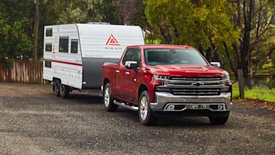 2020 Chevrolet Silverado 1500 Pricing And Specs For Australia