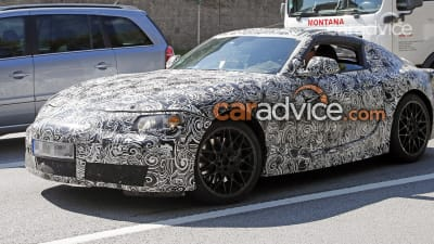 2018 Toyota Supra >> 2018 Toyota Supra Spied Testing At Last Ft 1 Concept Closing In On