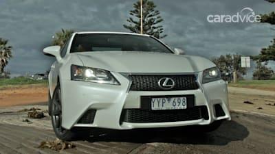 lexus gs 250 interior