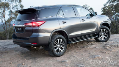 2018 Toyota Fortuner pricing and specs - photos | CarAdvice