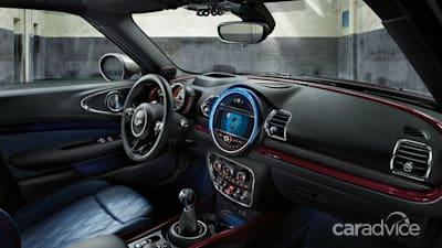 2018 Mini range updates: Apple CarPlay, revised displays coming Q3