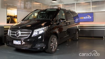Brilliant 2015 Mercedes Benz V Class Review Caradvice Wiring Digital Resources Remcakbiperorg