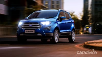 2018 Ford Ecosport Pricing And Specs Update Photos Caradvice