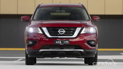 2019 Nissan Pathfinder pricing and specs - photos   CarAdvice