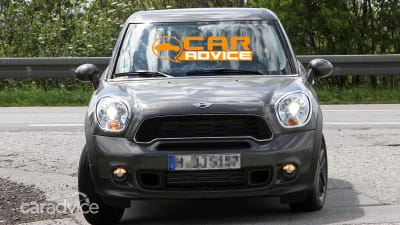 Mini Countryman Coupe Spy Shots Photos Caradvice