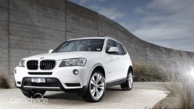 2014 bmw x3 28i towing capacity