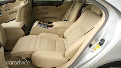 2008 lexus 600hl review