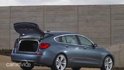 BMW 5 Series GT a mistake: North America CEO - photos | CarAdvice