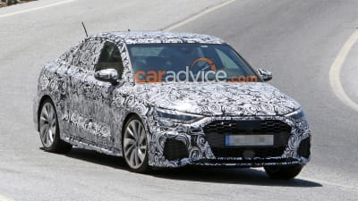 2020 Audi A3 Review.2020 Audi A3 Sedan Spied Caradvice