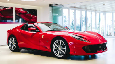 Ferrari 812 Gts Spider V12 To Cost 675888 When It Arrives