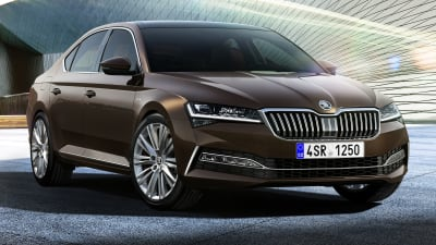 2020 Skoda Superb Facelift Unveiled Here In Q3 Caradvice