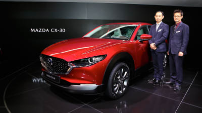 2020 Mazda CX-30: Design, Specs, Release >> 2020 Mazda Cx 30 Revealed Australian Launch Due Next Year Caradvice