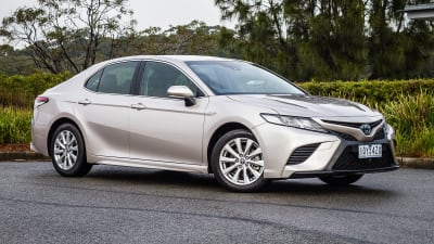 Vfacts 2020 Toyota Camry Top Selling Mid Size Sedan For 27th Year Caradvice