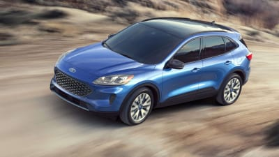2020 Ford Escape Revealed Phev Confirmed For Australia