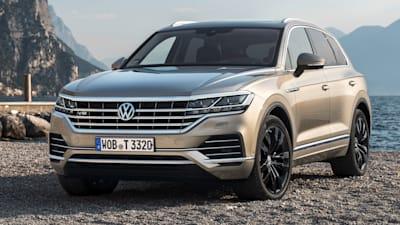 Volkswagen touareg r line 2020