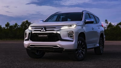 2020 Mitsubishi Pajero Sport Revealed Here Next Year Caradvice