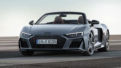 2019 Audi R8 R8 Spyder Revealed Caradvice