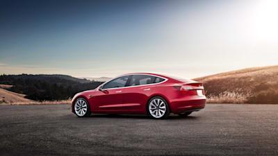 Tesla Model 3: Long Range rear-drive culled overseas   CarAdvice