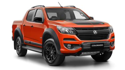2020 Holden Colorado Pricing And Specs Caradvice