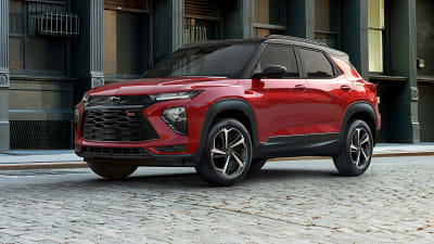2020 Chevrolet Trailblazer Sub Equinox Suv Revealed Caradvice