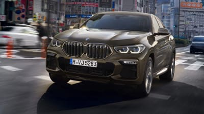 2020 Bmw X6 Revealed Here Q4 Caradvice