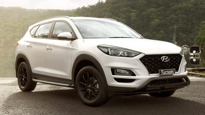 Hyundai Tucson Style Pack Launches From 29 150 Caradvice