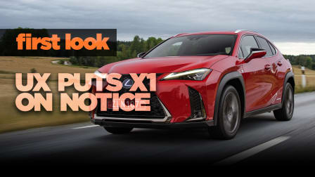 2019 Lexus UX review: First drive