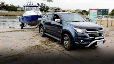2019 Holden Colorado Rig Pack