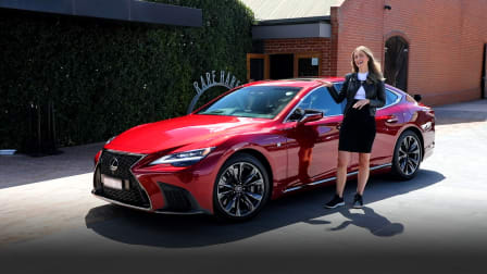 Video: 2021 Lexus LS review