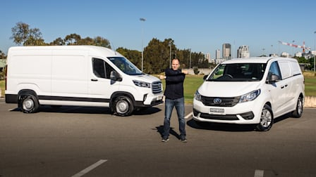 Video: Medium Van or Large Van? LDV G10 and LDV Deliver 9