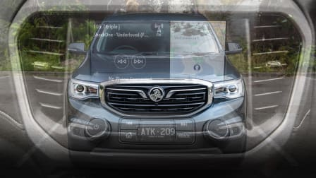 2019 Holden Acadia infotainment review: myHolden Connect