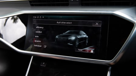 2019 Audi A7 infotainment review