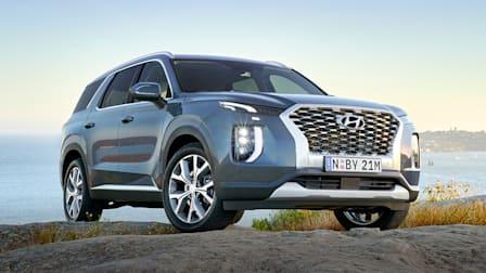 Video: 2021 Hyundai Palisade Australian first drive review